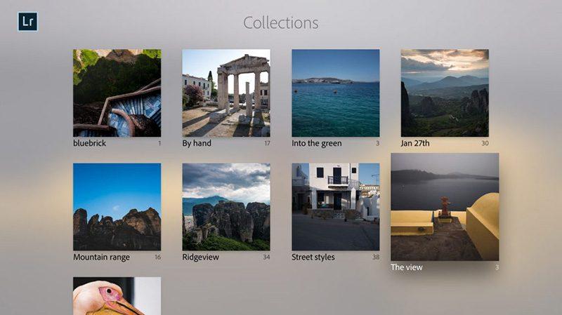 Adobe Lightroom Voor De Apple TV