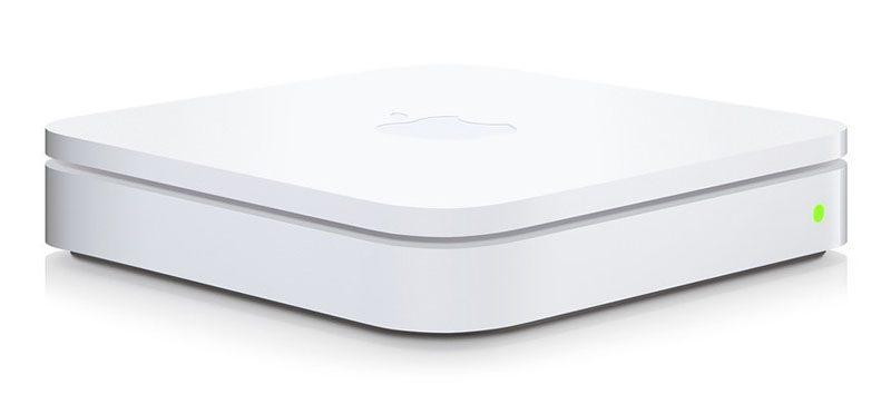 Apple Stopt Met AirPort-routers