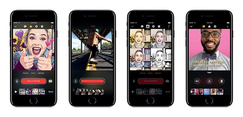 Apple Introduceert Clips