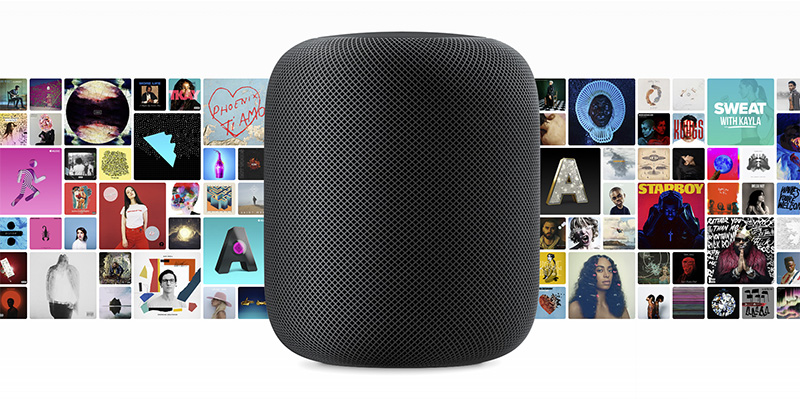 Apple Introduceert De HomePod