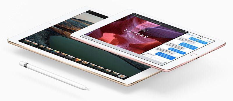 Nieuwe 10,5-inch En 12,9-inch IPad Pro