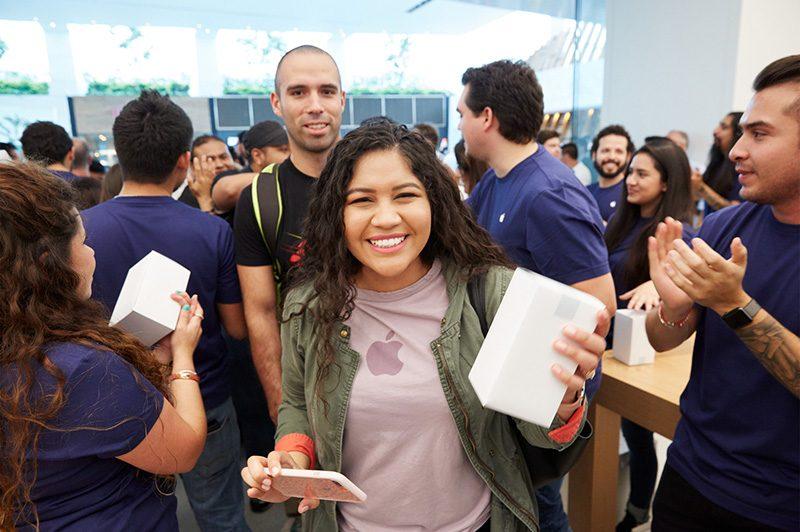 Nu Ook Een Apple Store In Mexico