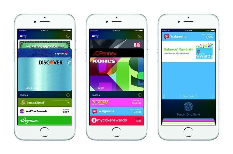 Apple En Visa Aangeklaagd Vanwege Digitaal Betalen