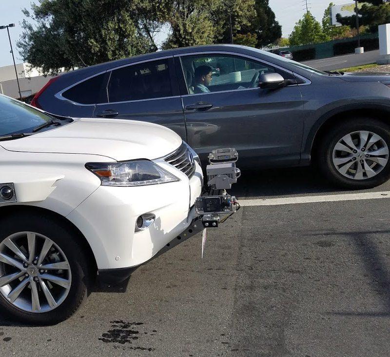 Apple Gespot Met Zelfrijdende Auto