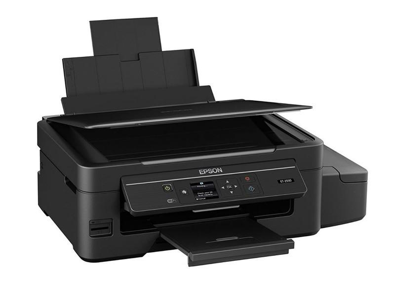 Review: Epson EcoTank ET-2550 Printer