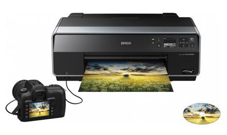 Review: Epson Stylus Photo R3000