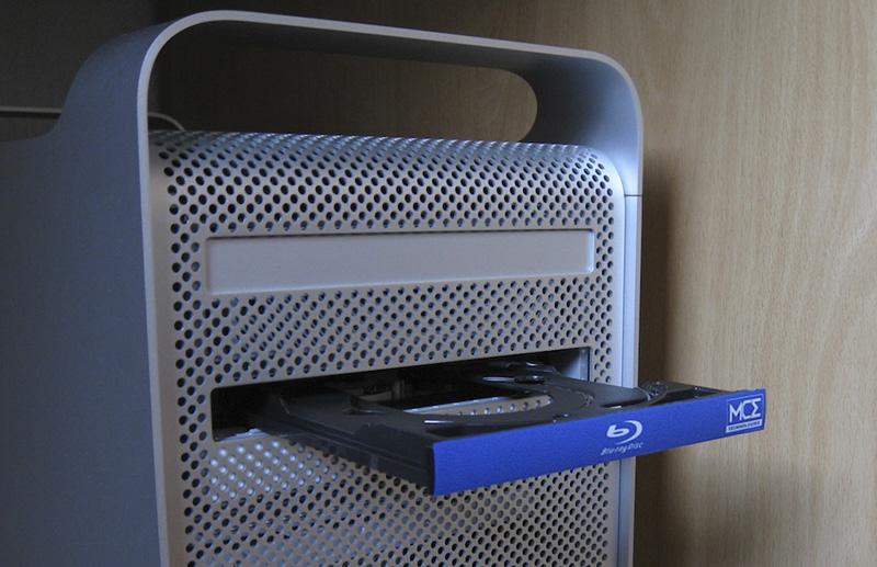 Review: Interne MCE Blu-ray Brander Voor De Mac Pro