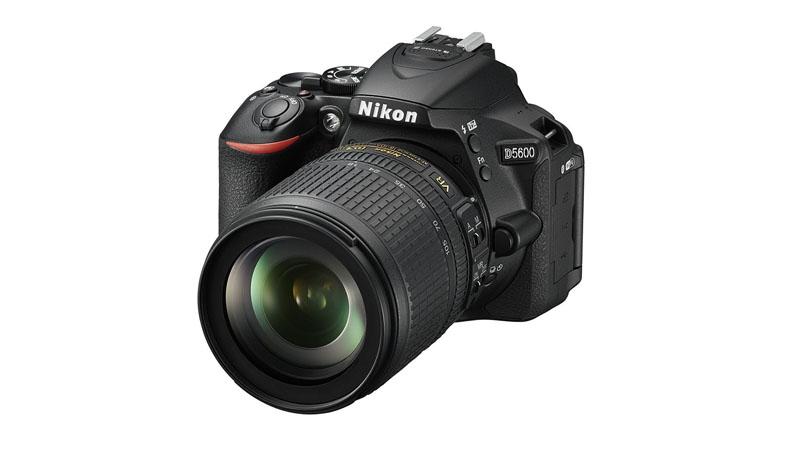 Nikon Introduceert De D5600