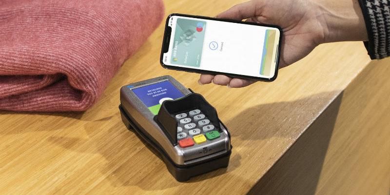 Apple Pay Nu Ook Beschikbaar Bij ABN AMRO