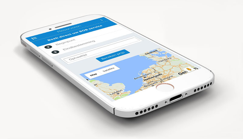 Eigenchauffeur.nl Lanceert Unieke BOB-app