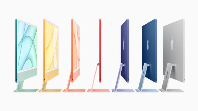 Apple Introduceert Nieuwe 24 Inch IMac