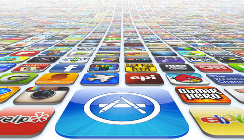 Apple Onthult Gloednieuwe App Store