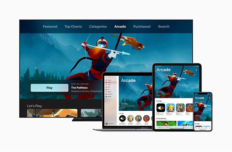 Apple Arcade-catalogus Tot Ruim 180 Games Vergroot