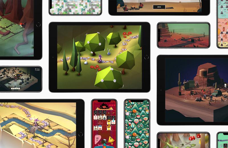 Apple Arcade: Laat Het Gamen Beginnen