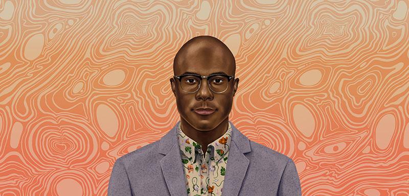 'Behind The Mac'-artiest Komt Met Eerbetoon Aan Zijn Literaire Idool