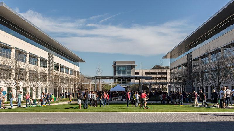 Apple Gaat Nieuwe Campus Bouwen In Austin