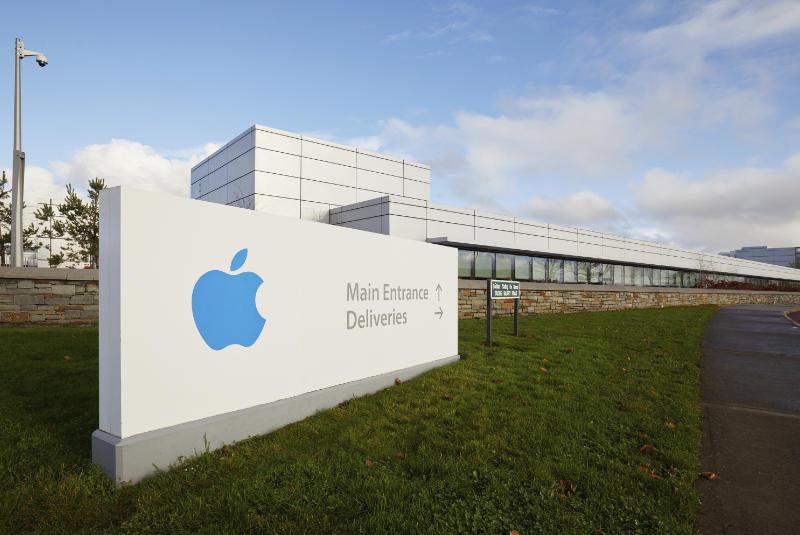 Apple Campus In Cork Bestaat 40 Jaar