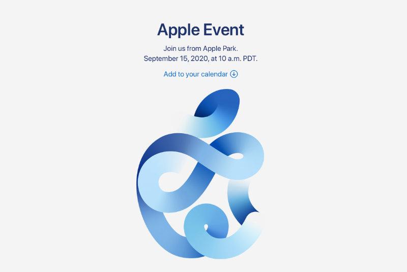 Apple Event Op 15 September