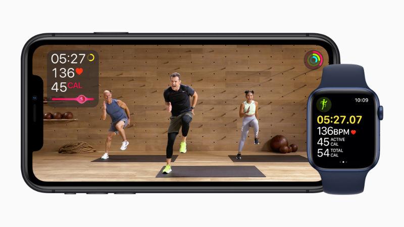 Apple Onthult Apple Fitness+