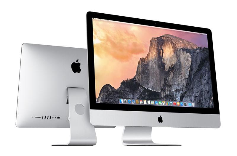 Vernieuwde IMac, MacBook En MacBook Pro