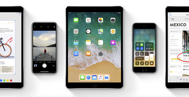 Apple Ios 11 Devices