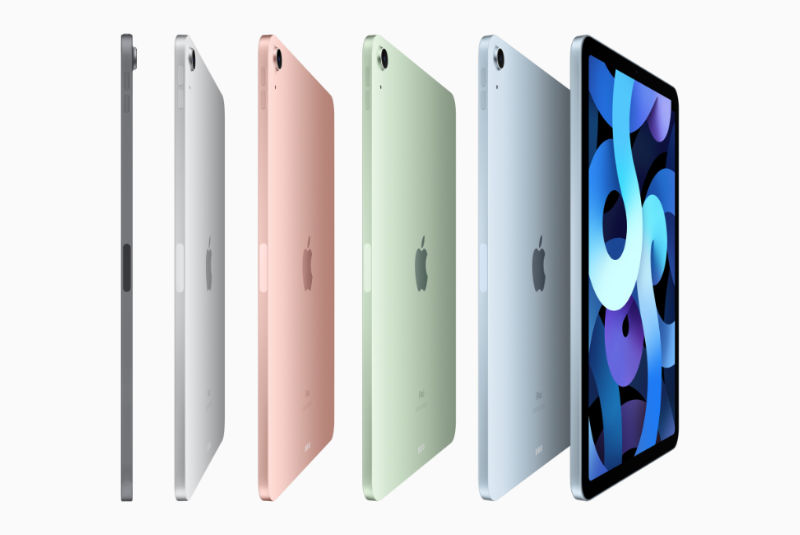 Apple Onthuld Vernieuwde IPad Air Met A14 Bionic-chip