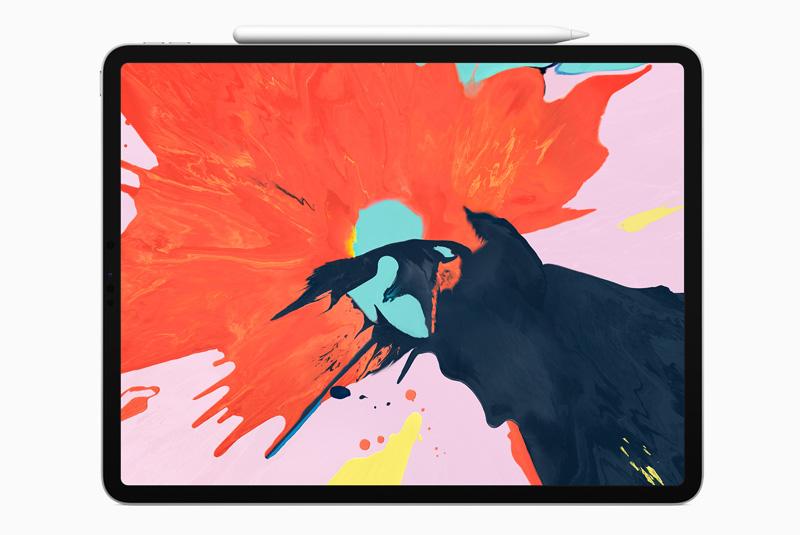 Nieuwe IPad Pro Met All-screen-design