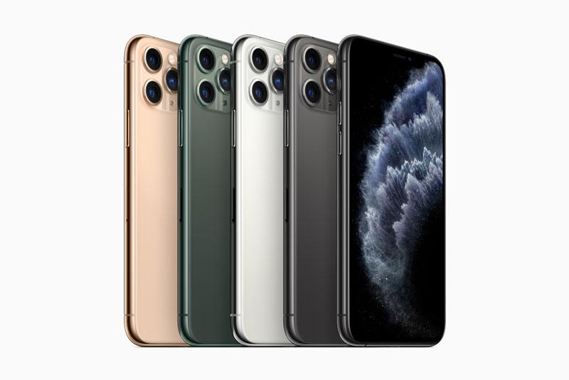 IPhone 11 Pro En IPhone 11 Pro Max