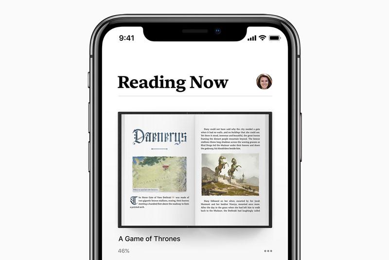 Nieuwe Apple Books-app