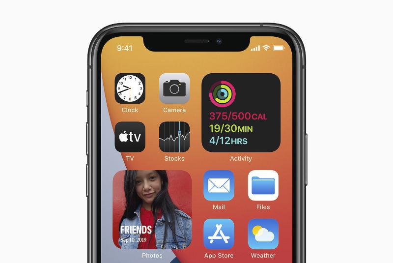 Apple Presenteert IOS 14