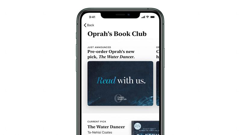 Oprah's Book Club Begint Een Nieuw Hoofdstuk Met Apple