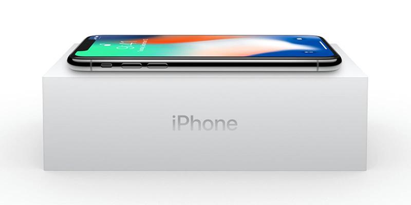 IPhone X Kost 308 Euro Om Te Maken