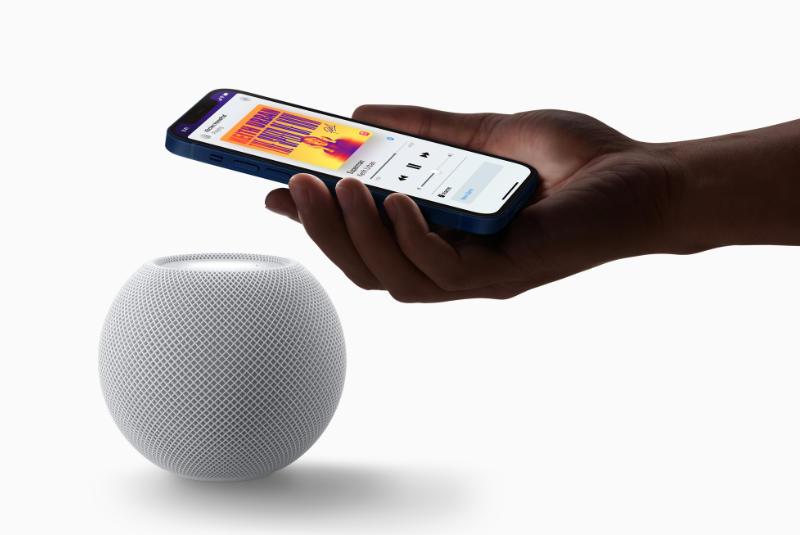 Apple Introduceert De HomePod Mini