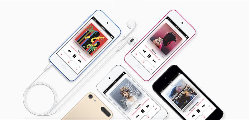 Nieuwe IPod Touch En IPhones Krijgen Usb-c