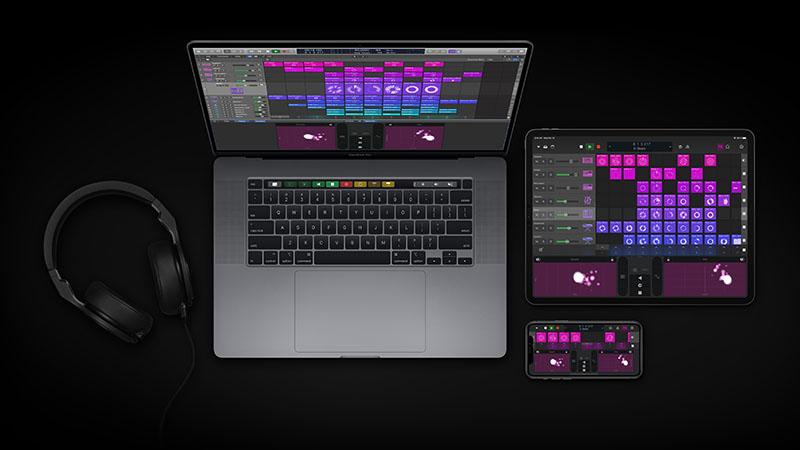 Apple Onthuld Grote Update Voor Logic Pro X