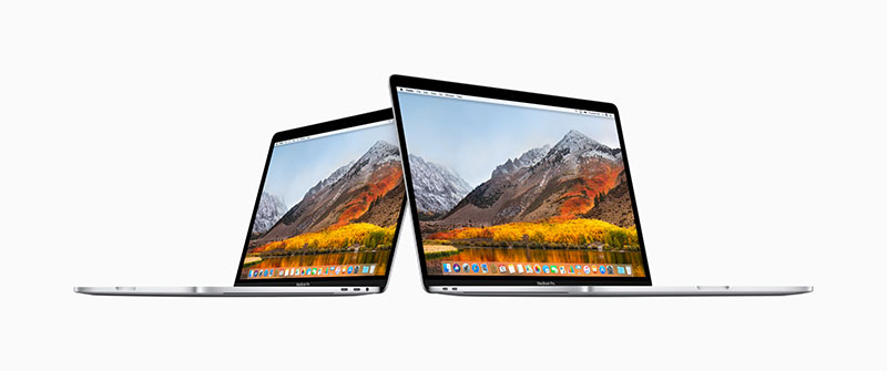 Apple Introduceert Vernieuwde MacBook Pro