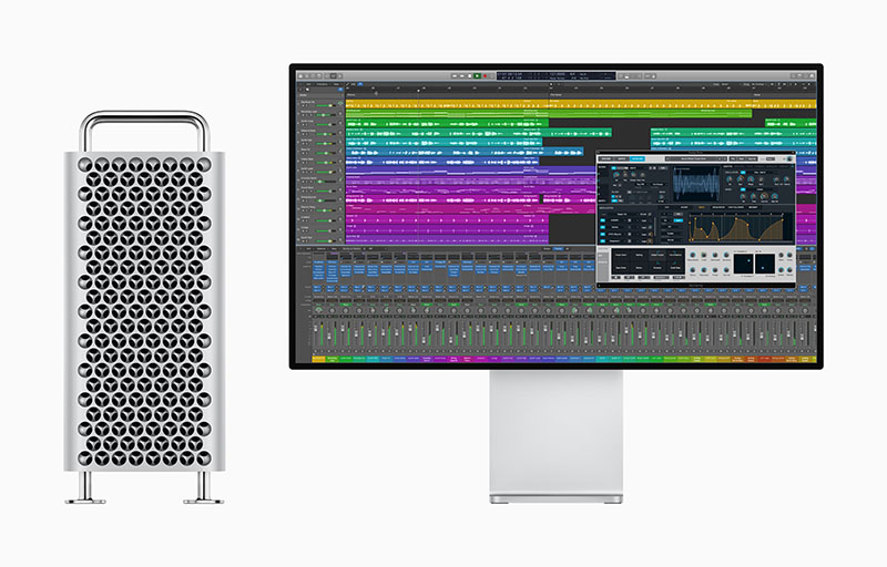 Logic Pro X-update