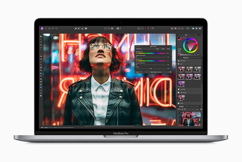 Apple Introduceert Vernieuwde 13-inch MacBook Pro