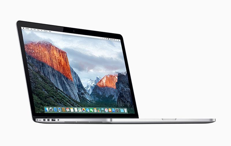 Terugroepactie Oudere 15-inch MacBook Pro-modellen