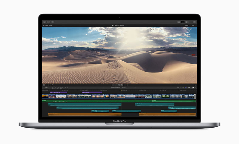 Apple Introduceert Eerste 8-core MacBook Pro