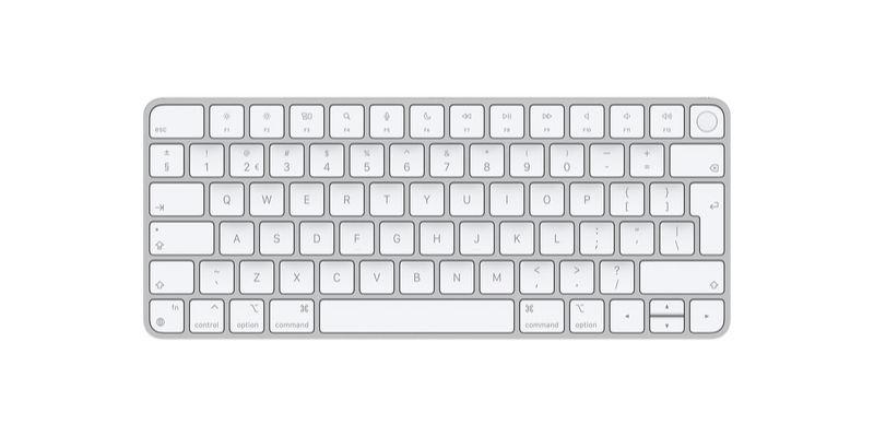 Magic Keyboard Met Touch ID Nu Ook Los Te Koop