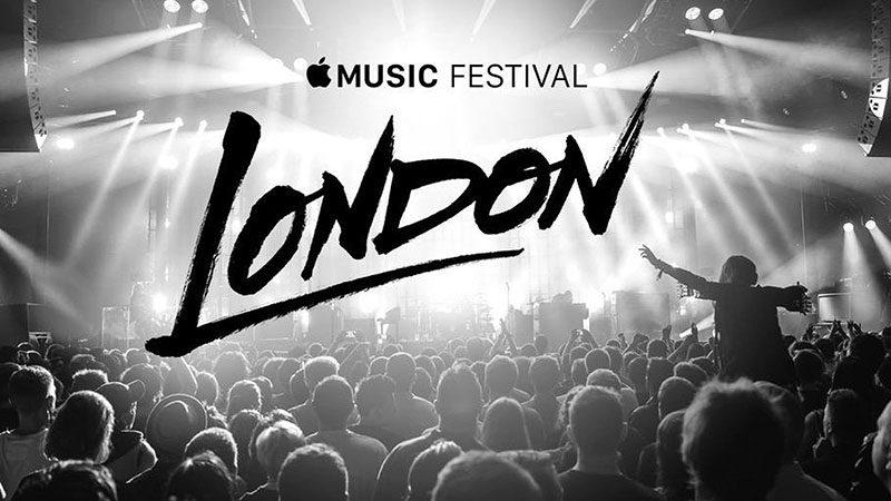 Apple Stopt Met Apple Music Festival