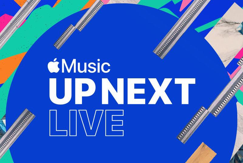 Apple Kondigt Concertreeks Up Next Live Aan