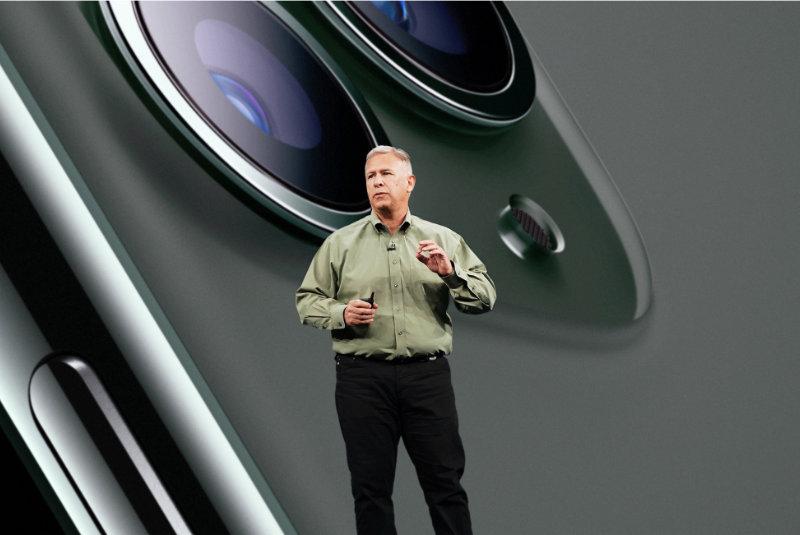 Phil Schiller Wordt Apple Fellow