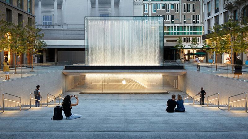 Apple Piazza Liberty Gaat Donderdag Open In Milaan