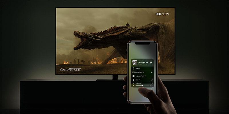 ITunes En AirPlay 2 Dadelijk Ook Op Samsung TV