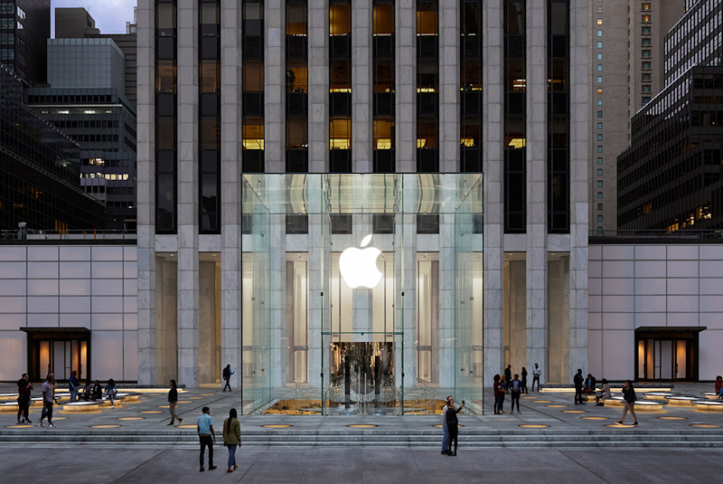 Apple Fifth Avenue: De Kubus Is Terug