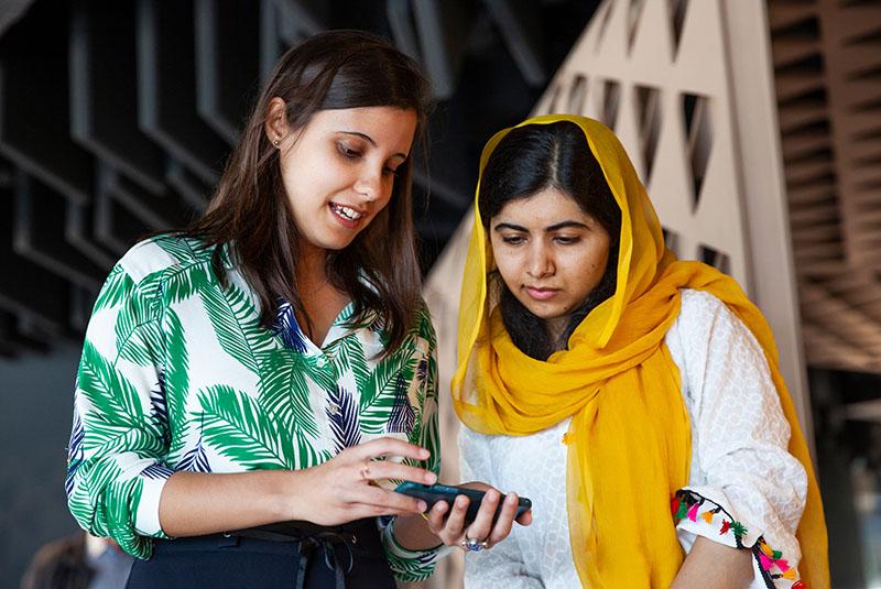 Apple Ondersteunt Uitbreiding Malala Fund