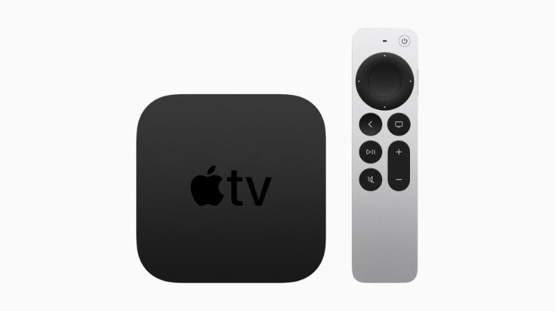 Nieuwe Apple TV 4K