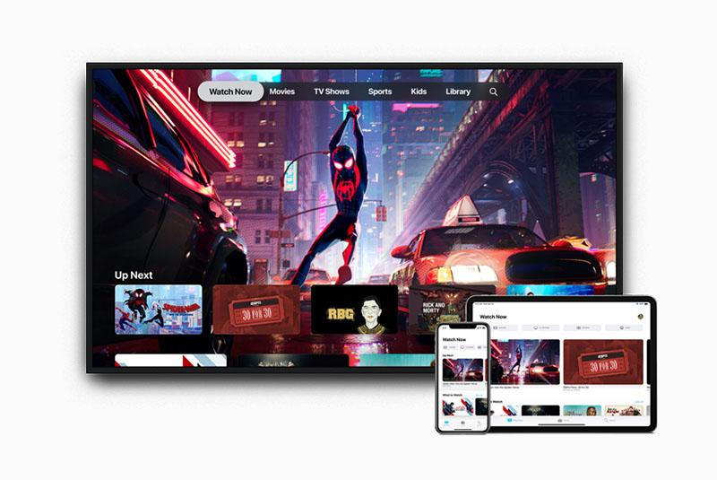 Gloednieuwe Apple TV-app Vanaf Vandaag Beschikbaar